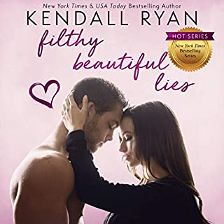 Filthy Beautiful Lies                   By:                                                                                                                                 Kendall Ryan                               Narrated by:                                                                                                                                 Ava Erickson                      Length: 4 hrs and 49 mins     1,058 ratings     Overall 4.5