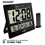 Best Atomic Clocks - Sharp Atomic Clock - Atomic Accuracy - Never Review