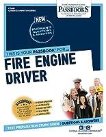 Fire Engine Driver (Career Examination)