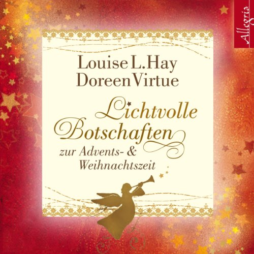 Lichtvolle Botschaften zur Advents- und Weihnachtszeit Titelbild