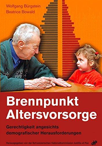Brennpunkt Altersvorsorge: Gerechtigkeit angesichts demografischer Herausforderungen