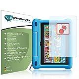 Slabo 2 x Panzerschutzfolie für Amazon Fire HD 8 Kids Edition-Tablet (2020) Panzerfolie Bildschirmschutzfolie Schutzfolie Folie Shockproof KLAR