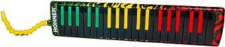 $99 » Hohner Inc, USA AB37-RASTA 37 Key Melodica
