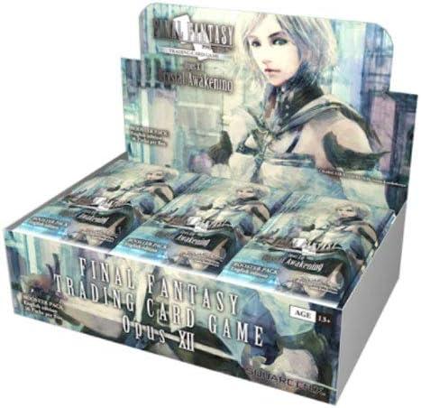 Final Fantasy TCG Opus V 5 Booster Box English *Factory Sealed*