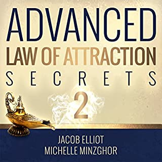 Advanced Law of Attraction Secrets II audiobook cover art