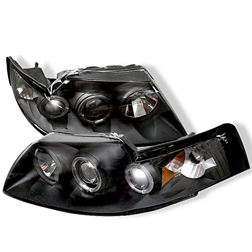 03 mustang halo headlights - 2
