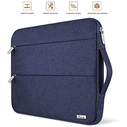 Voova 13 13.3 Inch Laptop Sleeve Case Compatible with MacBook Pro (Retina) 13' Macbook Air, Surface...