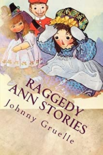 Raggedy Ann Stories: Illustrated