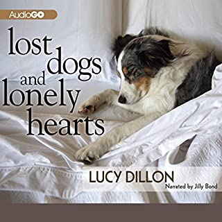 Lost Dogs and Lonely Hearts audiobook cover art