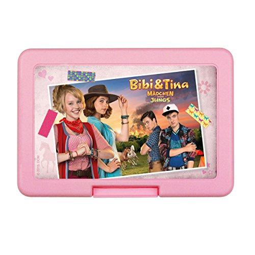 Bibi und Tina Brotdose