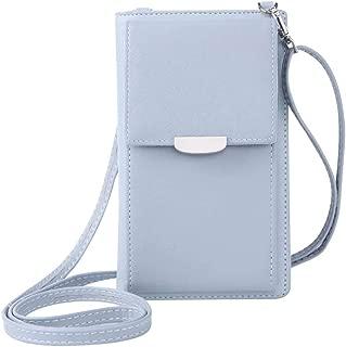 Wiwsi Fashion Design Women Wallet Purse Clutch Cross-body Cellphone Holder Bags