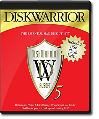 Diskwarrior 5.1 (Mac)