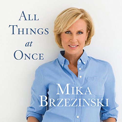 All Things at Once audiobook cover art
