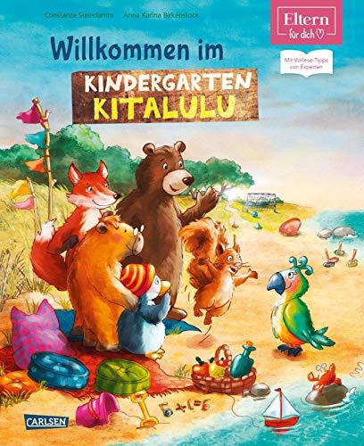 Willkommen im Kindergarten Kitalulu (ELTERN-Vorlesebuch): Mit Vorlese-Tipps von Experten (ELTERN-Vorlesebücher)