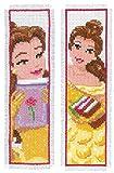 Vervaco Cross Stitch Bookmark Kit Beauty (Set of 2) 2.4' x 8'