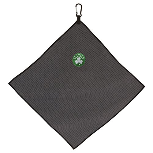 Team Effort NBA Boston Celtics 15' x 15' Grey Microfiber Towel15 x 15' Grey Microfiber Towel, NA