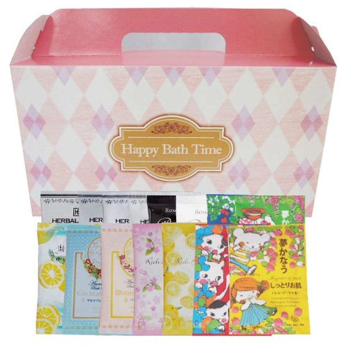 湾ハドル金銭的な入浴剤バラエティ30袋セット(ギフト箱入り)