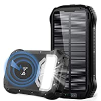 Powerbank Solar 26800mAh