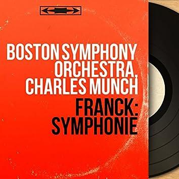 Franck: Symphonie (Mono Version)