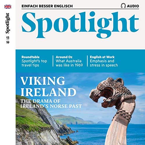Spotlight Audio - Viking Ireland. 13/19 Titelbild