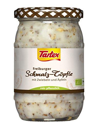 Tartex Bio Freiburger Schmalz-Töpfle mit Zwiebeln und Äpfeln (1 x 250 gr)