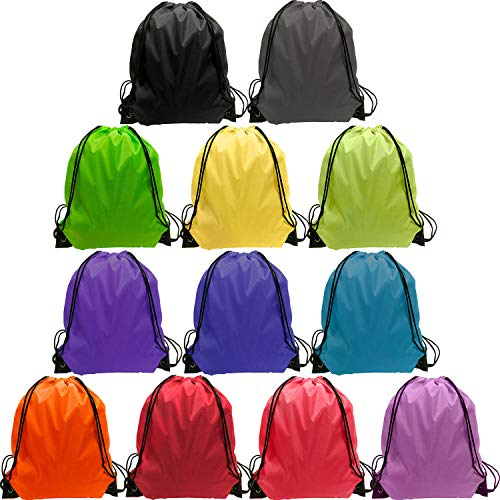 Unisex Single-sided Printing Summer Color Sweet Green Ice Cream Gym Cinch Sack Polyester Drawstring Backpack Gym Bag Lazy Makeup Bag Drawstring For Gym Outdoor Travel