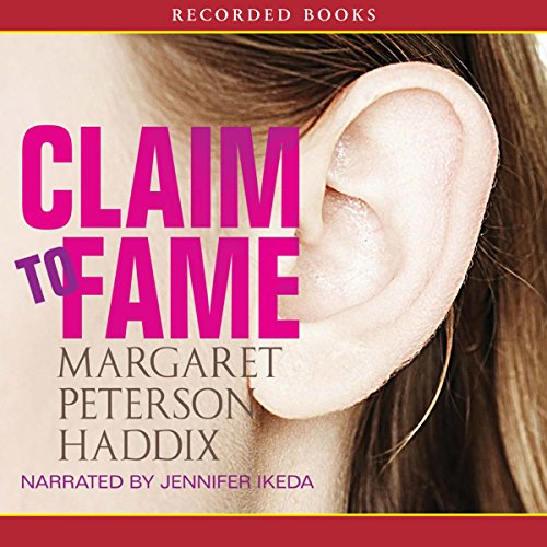 Claim to Fame audiobook cover art