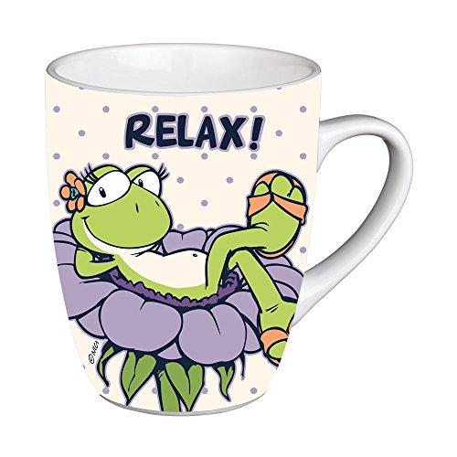 NICI Relax 35687 Tasse en Porcelaine