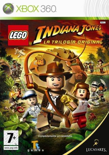Lego Indiana Jones: la trilogía