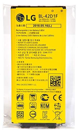 batería encaje adhesiva de repuesto para LG G5H850Original 2800mAh 3,85V Nueva