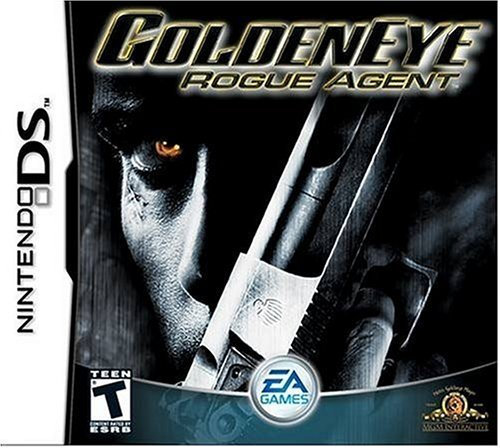 NDS GoldenEye Rogue Agent by Electronic Arts