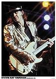 Stevie Ray Vaughan Poster LIVE Alive Philadelphia 1986