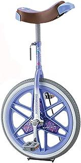 BRIDGESTONE(ブリヂストン) スケアクロウ 一輪車(スタンド付) 18インチ(SCW18) [ラベンダー(LV)]
