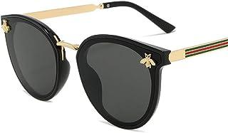 sunglasses sports sunglasses wrap around polarised sunglasses Gift Luxury Bee Fashion Square Sunglasses running formotorcy...