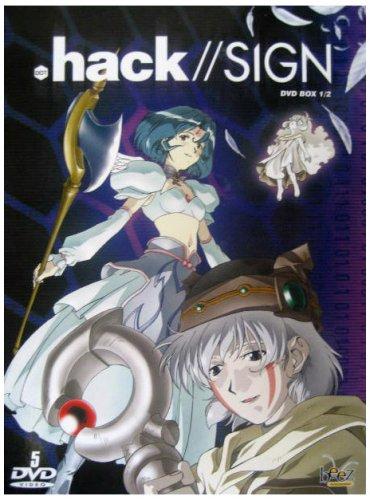 .Hack//SIGN - DVD BOX 1/2 [UK Import]