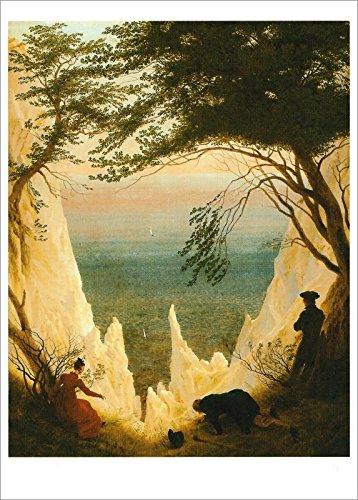 Kunstkarte Caspar David Friedrich