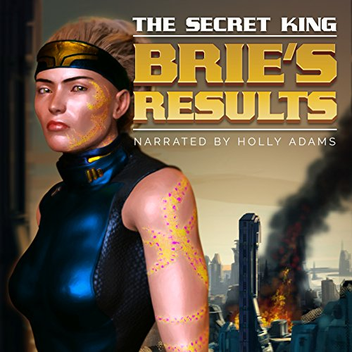 Brie's Results audiobook cover art