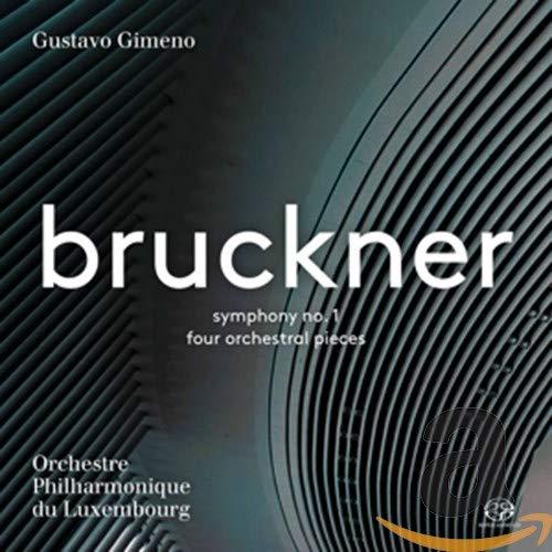 Bruckner: Symphony No 1/Four O
