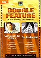 All Star Westerns: Vengeance Valley / Sundowners [DVD]
