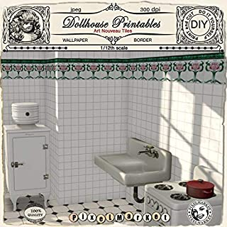 Best dolls house printable tiles Reviews