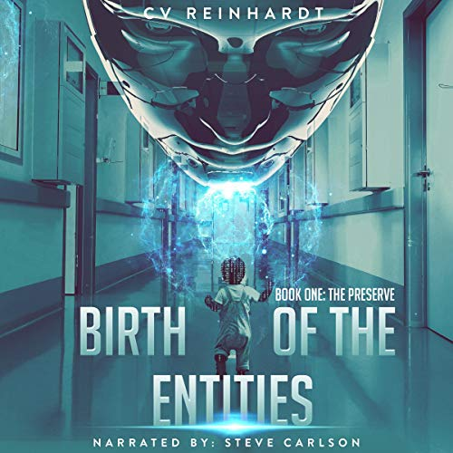 Birth of the Entities Audiobook By Christian V. Reinhardt cover art