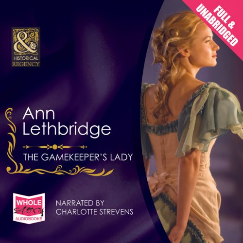 The Gamekeeper's Lady audiobook cover art