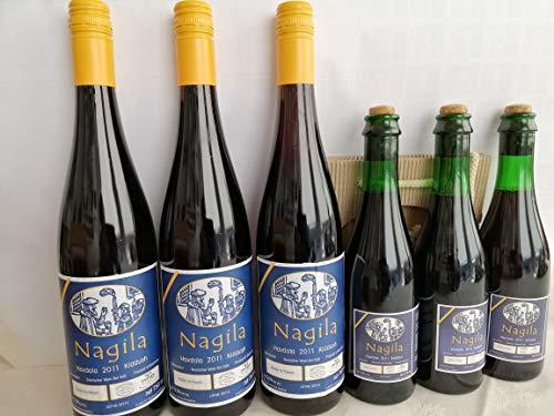 Wein Schnupperpaket Koschere Weine aus Deutschland