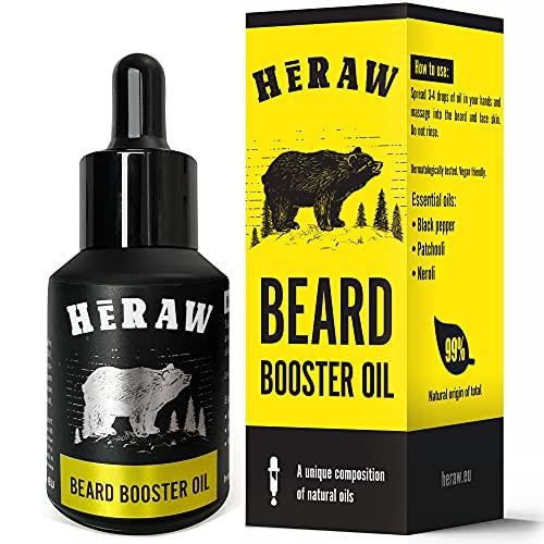 HERAW Beard Booster Oil Bild