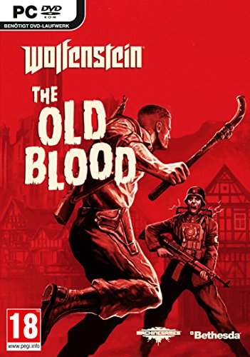 Wolfenstein: The Old Blood [At-Pegi]  [Importación Alemana]