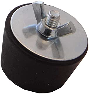 Husqvarna Rubber Drain Plug Assy for Tile Saw Water Pans 542030386