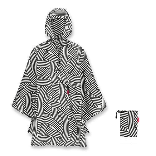 reisenthel mini maxi poncho 141 x 93 x 0 cm / zebra