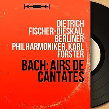 Bach: Airs de cantates (Stereo Version)