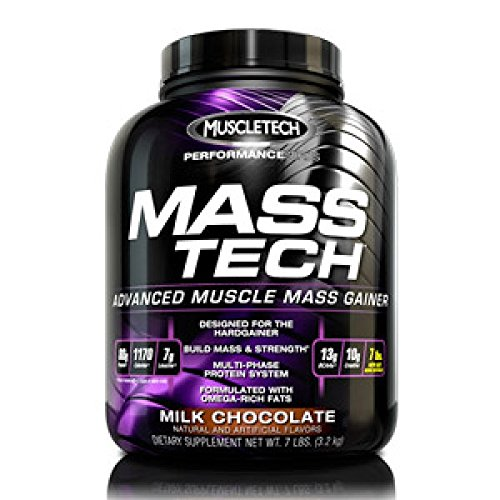 Muscletech Mass-Tech Performance Series - 3,2 kg Cookies and Cream