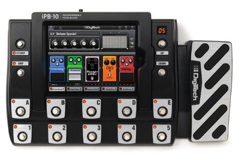 DigiTech iPB-10 Pedalboard